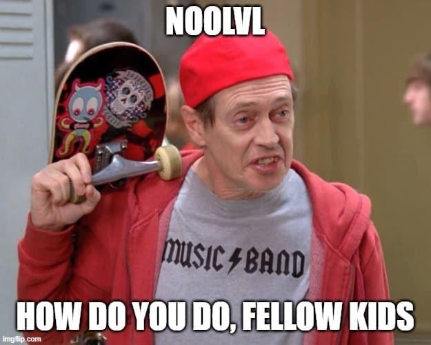 nooLVL Meme