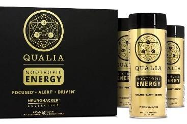 Neurohacker Collective Qualia Nootropic Energy