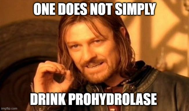 ProHydrolase Meme