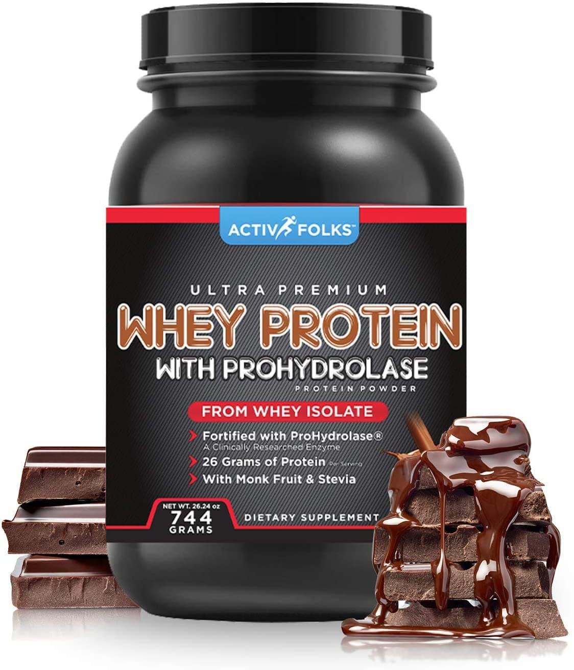 Activ Folks Ultra-Premium 100% Whey