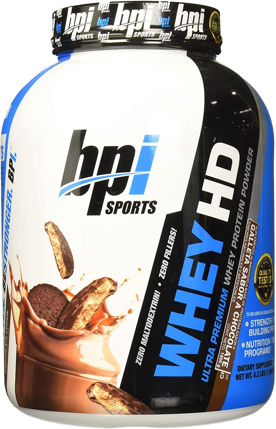 BPI Sports Whey HD Ultra Premium Protein Powder