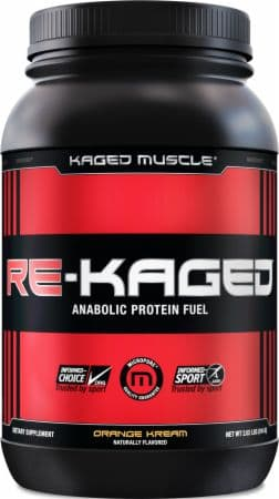 RE-KAGED Whey Protein Powder by Kaged Muscle