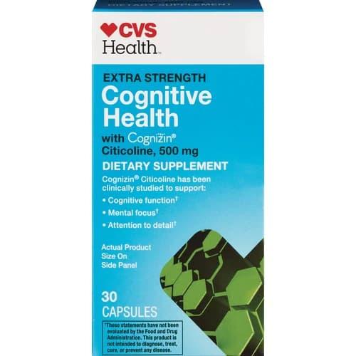 CVS Health Extra Strength Cognitive Health