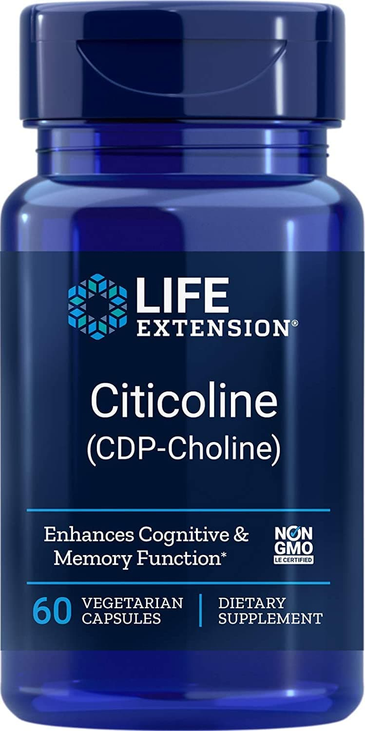 Life Extension Citicoline
