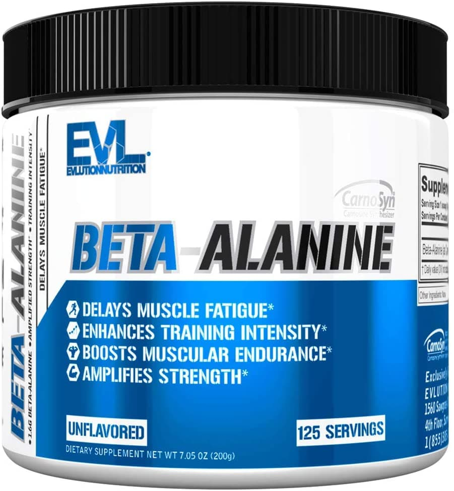 Evlution Nutrition Beta-Alanine