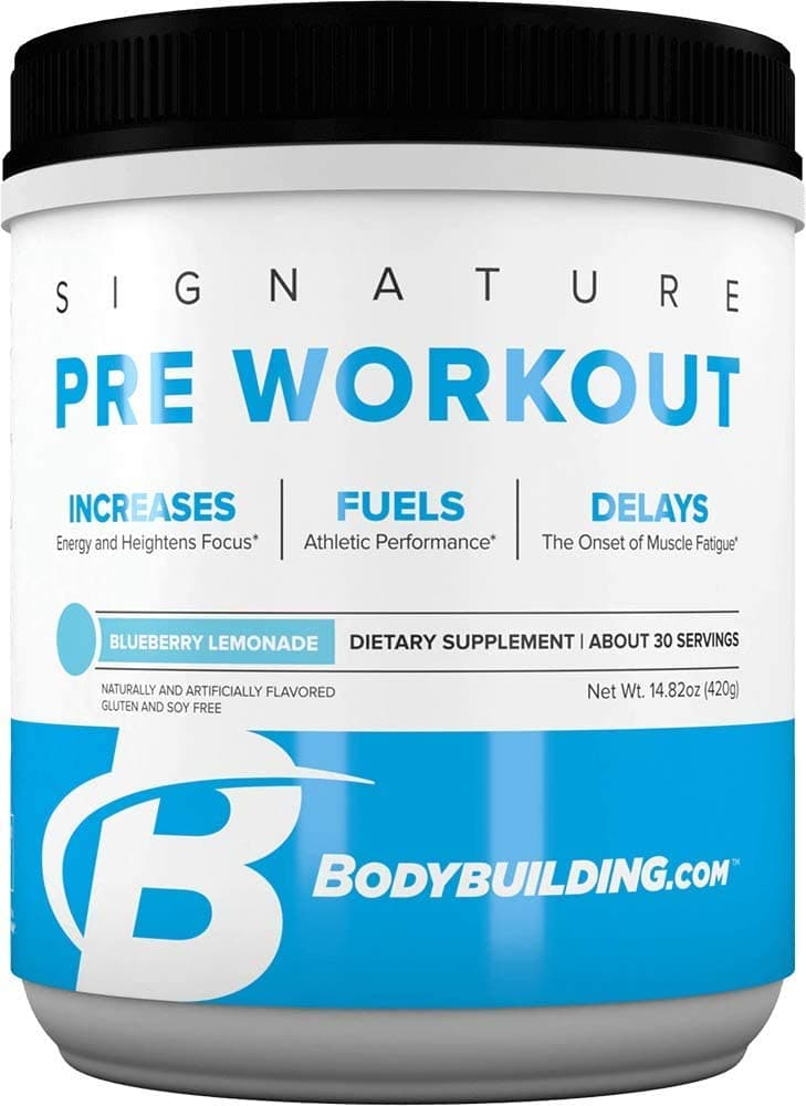 Bodybuilding Signature Pre Workout